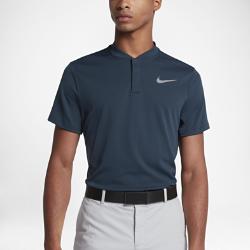 Мужская рубашка-поло для гольфа с облегающим кроем Nike AeroReactМужская рубашка-поло для гольфа с облегающим кроем Nike AeroReact реагирует на повышение и понижение температуры тела, обеспечивая оптимальный комфорт во время игры.  АДАПТИВНЫЙ КОМФОРТ  Волокна ткани Nike AeroReact раскрываются при повышении температуры для вентиляции и закрываются при ее понижении, удерживая тепло и обеспечивая адаптивный комфорт на весь день.  СОВРЕМЕННЫЙ ДИЗАЙН  Низкопрофильный воротник-стойка не натирает кожу и обеспечивает полную свободу движений.  ПЛОТНАЯ ПОСАДКА  Прилегающий крой повторяет контуры тела, не ограничивая свободу движений.<br>