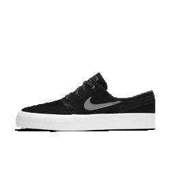 Мужская обувь для скейтбординга Nike SB Zoom Stefan Janoski Premium High TapeУРОВЕНЬ  Мужская обувь для скейтбординга Nike SB Zoom Stefan Janoski Premium High Tape с мгновенной амортизацией и превосходным сцеплением оригинальных Janoski дополнена завышенным резиновым кантом для прочности и идеального выполнения трюков.  Непревзойденная поддержка  Прочный кожаный верх обеспечивает идеальную посадку для любого стиля катания.  Защита от ударных нагрузок  Литая стелька и вставка Nike Zoom Air в области пятки обеспечивают уверенное сцепление с доской и надежную защиту от ударных нагрузок при жестком приземлении.  Невероятное сцепление  Подметка из липкой резины с зигзагообразным рисунком обеспечивает надежное сцепление с различными видами поверхности.<br>