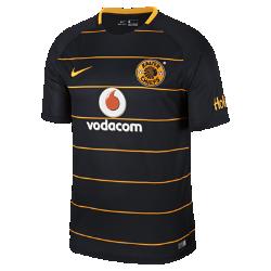 Мужское футбольное джерси 2017/18 Kaizer Chiefs FC Stadium AwayМужское футбольное джерси 2017/18 Kaizer Chiefs FC Stadium Away из легкой ткани с символикой команды обеспечивает комфорт на каждый день.<br>