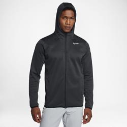 Мужская худи для гольфа с молнией во всю длину Nike ThermaМужская худи для гольфа с молнией во всю длину Nike Therma из термоткани удерживает тепло тела, помогая достигать высоких результатов даже в холодную погоду.<br>
