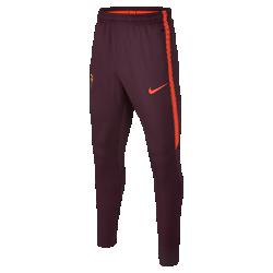 Футбольные брюки для школьников FC Barcelona Dry SquadФутбольные брюки для школьников FC Barcelona Dry Squad из эластичной влагоотводящей ткани обеспечивают комфорт и свободу движений во время тренировок.<br>