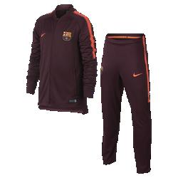 Футбольный костюм для школьников FC Barcelona Dry SquadФутбольный костюм для школьников FC Barcelona Dry Squad из влагоотводящей ткани с фирменными деталями обеспечивает комфорт.<br>