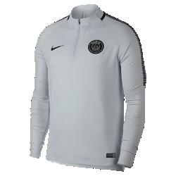 Мужская игровая футболка Paris Saint-Germain Dry Squad DrillМужская игровая футболка Paris Saint-Germain Dry Squad Drill из эластичной влагоотводящей ткани с рукавами покроя реглан обеспечивает комфорт и свободу движений на поле.<br>