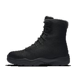 Мужские ботинки Jordan FutureМужские ботинки Jordan Future с водонепроницаемым верхом, мягкой системой амортизации и рельефным рисунком протектора обеспечивают первоклассный комфорт в снежных условиях.<br>
