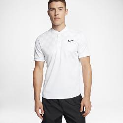 Мужская теннисная рубашка-поло NikeCourt Dry AdvantageМужская теннисная рубашка-поло NikeCourt Dry Advantage из легкой влагоотводящей ткани с зонами усиленной вентиляции обеспечивает комфортное охлаждение.<br>