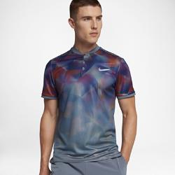 Мужская теннисная рубашка-поло с облегающим кроем NikeCourt Dry AdvantageМужская теннисная рубашка-поло с облегающим кроем NikeCourt Dry Advantage из дышащей влагоотводящей ткани обеспечивает охлаждение и комфорт во время игры.<br>