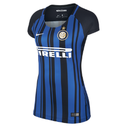 2017/18 Inter Milan Stadium Home Women's Football Shirt