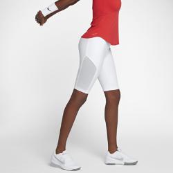 Женские теннисные шорты NikeCourt Power 28 смЖенские теннисные шорты NikeCourt Power 28 см идеально подходят для тренировок и тренировочных матчей. Компрессионная ткань и вставки из дышащей сетки обеспечивают максимальную поддержку и вентиляцию там, где это необходимо.<br>