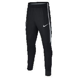 Футбольные брюки для школьников Paris Saint Germain Dry SquadФутбольные брюки для школьников Paris Saint Germain Dry Squad из эластичной влагоотводящей ткани обеспечивают комфорт и свободу движений во время тренировок.<br>
