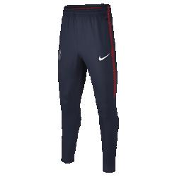 Футбольные брюки для школьников Paris Saint Germain Dri-FIT SquadФутбольные брюки для школьников Paris Saint Germain Dri-FIT Squad из эластичной влагоотводящей ткани обеспечивают комфорт и свободу движений во время тренировок.<br>