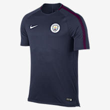 Manchester City FC Breathe Squad
