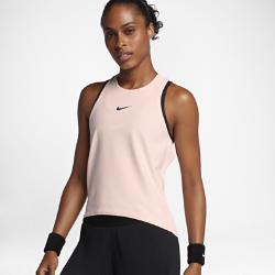 Женская теннисная майка NikeCourt Breathe MariaЖенская теннисная майка NikeCourt Breathe Maria из легкой влагоотводящей ткани обеспечивает прохладу и комфорт во время игры.<br>