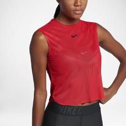 Женская теннисная майка NikeCourt Dry SlamЖенская теннисная майка премиум-класса NikeCourt Dry Slam из сверхэластичной ткани обеспечивает охлаждение для максимальных результатов. Майка дополнена вставками из особого трикотажа в зонах повышенного тепловыделения.<br>