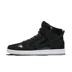 Мужская обувь для скейтбординга Nike SB Dunk High ProМужская обувь для скейтбординга Nike SB Dunk High Pro — это дизайн классических Dunk с минималистичным верхом для большей гибкости и вставкой Nike Zoom Air в области пятки для мгновенной амортизации во время катания и на каждый день.<br>