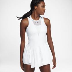 Теннисное платье NikeCourt Power MariaТеннисное платье NikeCourt Power Maria обеспечивает оптимальную поддержку и вентиляцию благодаря компрессионной ткани и вставкам из сетки.<br>