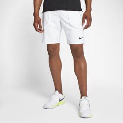 Мужские теннисные шорты NikeCourt Flex 23 смМужские теннисные шорты NikeCourt Flex 23 см обеспечивают свободу движений в любом направлении. Ткань Nike Flex для максимальной свободы движений. Лазерная перфорация обеспечивает вентиляцию.  СВОБОДА ДВИЖЕНИЙ  Эластичная ткань Nike Flex обеспечивает комфорт и свободу движений. Конструкция без рукавов для полной свободы движений.  РЕГУЛИРУЕМАЯ ПОСАДКА  Эластичный пояс с внутренним шнурком позволяет регулировать посадку.  ПОЛНАЯ КОНЦЕНТРАЦИЯ  Скрытые карманы для мячей позволяют не останавливать игру.<br>