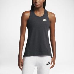 Женская майка Nike Sportswear Gym ClassicЖенская майка Nike Sportswear Gym Classic из мягкого смесового хлопка с Т-образной спиной обеспечивает длительный комфорт и свободу движений.<br>
