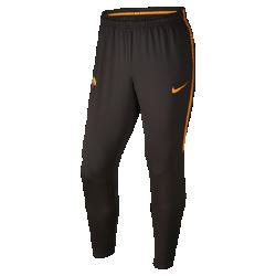 Мужские футбольные брюки A.S. Roma Dry SquadМужские футбольные брюки A.S. Roma Dry Squad из эластичной влагоотводящей ткани обеспечивают комфорт и свободу движений во время тренировок.<br>