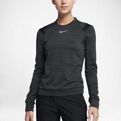 Женская футболка для гольфа Nike Therma SphereЖенская футболка для гольфа Nike Therma Sphere из инновационной термоткани с эластичными вставками в области плеч обеспечивает тепло и свободу движений на протяжении всейигры.<br>