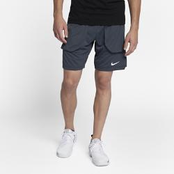 Мужские теннисные шорты NikeCourt Breathe 23 смМужские теннисные шорты NikeCourt Breathe 23 см из легкой влагоотводящей ткани обеспечивают охлаждение и комфорт во время игры.<br>