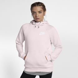 Женская худи Nike Sportswear RallyThe Nike Sportswear Rally Womens Hoodie is made with brushed-back fleece for all-day comfort and lasting warmth.<br>