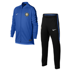 Inter Milan Dri-FIT Squad Older Kids' Football Track Suit