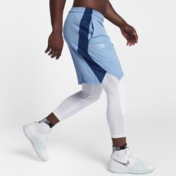 Мужские баскетбольные шорты Nike Dry 23 смМужские баскетбольные шорты Nike Dry 23 см обеспечивают охлаждение и комфорт во время каждой тренировки и игры благодаря влагоотводящей сетке и зауженному крою.<br>