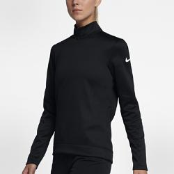 Женская футболка для гольфа с длинным рукавом и молнией до середины груди Nike ThermaЖенская футболка для гольфа с длинным рукавом и молнией до середины груди Nike Therma из влагоотводящей термоткани обеспечивает тепло и комфорт во время игры. Преимущества  Технология Dri-FIT отводит влагу и обеспечивает комфорт Ткань с начесом с изнаночной стороны для дополнительного тепла Молния до середины груди для регулируемой защиты Карман «кенгуру»  Информация о товаре  Состав: Dri-FIT 100% полиэстер Машинная стирка Импорт<br>