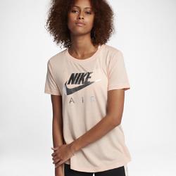 Женская футболка Nike Sportswear AirЖенская футболка Nike Sportswear Air из мягкого смесового хлопка обеспечивает комфорт на весь день.<br>