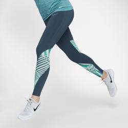 Женские беговые тайтсы с графикой Nike Epic LuxЖенские беговые тайтсы с графикой Nike Epic Lux из толстой мягкой ткани и сетки обеспечивают поддержку и вентиляцию там, где это необходимо.<br>