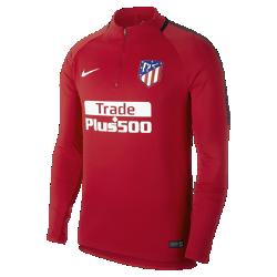 Мужская игровая футболка Atletico de Madrid Dry Squad DrillМужская игровая футболка Atletico de Madrid Dry Squad Drill из эластичной влагоотводящей ткани с рукавами покроя реглан обеспечивает комфорт и свободу движений на поле.<br>