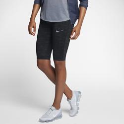 Женские короткие тайтсы для бега Nike Epic Lux 23 смНАДЕЖНАЯ ПОДДЕРЖКА. ИДЕАЛЬНАЯ ЭЛАСТИЧНОСТЬ.  Женские короткие тайтсы для бега Nike Epic Lux 23 см из эластичной поддерживающей ткани длиной до колена обеспечивают комфорт на всей дистанции.  ЭЛАСТИЧНОСТЬ И ПОДДЕРЖКА  Легкая и гладкая ткань Nike Power с высоким коэффициентом эластичности обеспечивает поддержку и свободу движений на каждом километре.  ПЛОТНАЯ УДОБНАЯ ПОСАДКА  Широкий пояс обеспечивает плотную посадку благодаря утягивающему шнурку, поддерживая мышцы корпуса во время пробежки и после нее.  УДОБНОЕ ХРАНЕНИЕ  Задний карман на молнии подходит для большинства моделей смартфонов и защищает содержимое от влаги. Заниженная плоская молния не мешает при выполнении упражненийна спине. В небольшие карманы на поясе можно быстро убрать мелкие вещи.  Подробнее  Технология Dri-FIT отводит влагу и обеспечивает комфорт Состав: основа/подкладка пояса: Dri-FIT 59% полиэстер/23% нейлон/18% спандекс.Подкладка ластовицы: Dri-FIT 100% переработанный полиэстер. Машинная стирка Импорт Эластичность и поддержка  Невероятно мягкая, эластичная и очень плотная ткань Nike Power для идеального сочетания комфорта и компрессионной поддержки.  Дополнительная защита  Широкий пояс с посадкой выше бедер для дополнительной защиты и полного комфорта.<br>