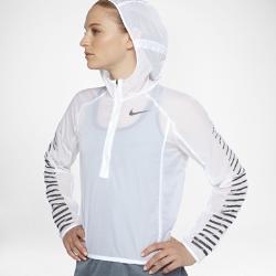 Женская беговая куртка Nike Impossibly LightЖенская беговая куртка Nike Impossibly Light защищает от дождя и, ее легко можно сложить в капюшон, когда погода улучшается.<br>