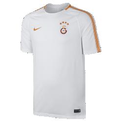 Мужская игровая футболка Galatasaray S.K. Breathe SquadМужская игровая футболка Galatasaray S.K. Breathe Squad из влагоотводящей ткани со вставкой из сетки на спине обеспечивает вентиляцию и комфорт на поле и за его пределами.<br>
