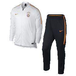 Мужской футбольный костюм Galatasaray S.K. Dry SquadМужской футбольный костюм Galatasaray S.K. Dry Squad из влагоотводящей ткани с фирменными деталями обеспечивает комфорт.<br>
