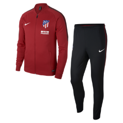 Мужской футбольный костюм Atletico de Madrid Dry SquadМужской футбольный костюм Atletico de Madrid Dry Squad из влагоотводящей ткани с фирменными деталями обеспечивает комфорт.<br>