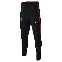 Футбольные брюки для школьников Atletico de Madrid Dry SquadФутбольные брюки для школьников Atletico de Madrid Dry Squad из эластичной влагоотводящей ткани обеспечивают комфорт и свободу движений во время тренировок.<br>