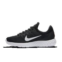 Женские беговые кроссовки Nike Lunar SkyeluxЖенские беговые кроссовки Nike Lunar Skyelux с мягким бортиком и амортизирующей подошвой из пеноматериала обеспечивают исключительный комфорт и невесомую поддержку.  Мягкая амортизация  Подошва из пеноматериала двойной плотности обеспечивает амортизацию с каждым шагом, а специальные вставки поглощают ударные нагрузки. Мягкий амортизирующий бортик обеспечивает длительный комфорт и поддержку.  Воздухопроницаемость и комфорт  Внутренняя часть из дышащей сетки позволяет с легкостью надевать обувь и обеспечивает плотную посадку.  Фиксация и поддержка  Технология Flywire интегрирована со шнурками и обеспечивает плотную посадку и боковую поддержку.<br>