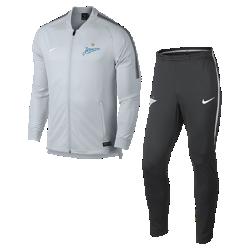 Мужской футбольный костюм FC Zenit Dry SquadМужской футбольный костюм FC Zenit Dry Squad из влагоотводящей ткани с фирменными деталями обеспечивает комфорт.<br>