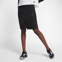 Юбка Nike Sportswear BondedЮбка Nike Sportswear Bonded из мягкого твила с укрепленными элементами обеспечивает длительный комфорт и создает аккуратный вид.<br>