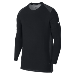 Nike Dri-FIT Hyper Elite Men's Long-Sleeve Basketball Top