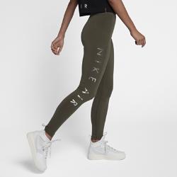 Женские леггинсы Nike Sportswear AirЖенские леггинсы Nike Sportswear Air из эластичного смесового хлопка обеспечивают удобную посадку и свободу движений.<br>