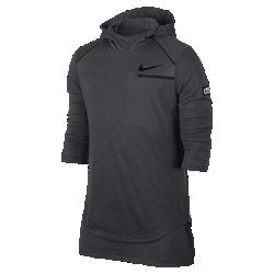 Мужская баскетбольная футболка с рукавом 3/4 Nike KD Zonal CoolingМужская баскетбольная футболка с рукавом 3/4 Nike KD Zonal Cooling из влагоотводящей ткани со вставками из сетки обеспечивает ощущение прохлады и комфорта.<br>
