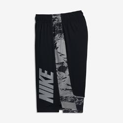 Шорты для тренинга для мальчиков школьного возраста Nike Dry LegacyШорты для тренинга для мальчиков школьного возраста Nike Dry Legacy из влагоотводящей ткани со вставками из сетки обеспечивают воздухопроницаемость и комфорт.<br>