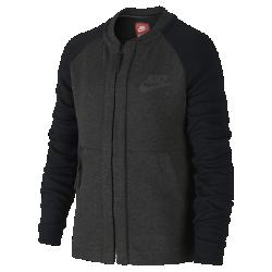 Куртка для мальчиков школьного возраста Nike Sportswear Tech Fleece BomberКуртка для мальчиков школьного возраста Nike Sportswear Tech Fleece Bomber — новая версия классической модели из теплых первоклассных материалов для новых звезд спорта.<br>