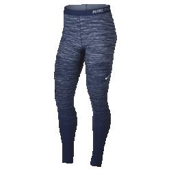 Женские тайтсы для тренинга Nike Pro HyperWarmОТВЕДЕНИЕ ВЛАГИ И КОМФОРТ ФУНКЦИОНАЛЬНАЯ ЗАЩИТА ОТ ХОЛОДА  Женские тайтсы для тренинга Nike Pro HyperWarm — самая теплая модель в коллекции Nike Pro. Термоткань, влагоотводящий материал и вставки из сетки обеспечивают тепло и комфортна каждой тренировке. Для занятий на свежем воздухе и высокоинтенсивных тренировок.  ОТВЕДЕНИЕ ВЛАГИ И КОМФОРТ  Технология Dri-FIT отводит влагу от кожи на поверхность ткани, обеспечивая комфорт во время тренировки.  ОПТИМАЛЬНАЯ ВОЗДУХОПРОНИЦАЕМОСТЬ  Вставки из прочной сетки обеспечивают зональную вентиляцию для комфорта. Усовершенствованный пояс создает дополнительную вентиляцию.  ТОЧНОСТЬ ДВИЖЕНИЙ  Плотно прилегающий эластичный пояс фиксирует посадку, а прочная ткань, тянущаяся во всех направлениях, обеспечивает свободу движений.<br>