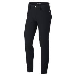 Женские брюки для гольфа Nike Slim FitЖенские брюки для гольфа Nike Slim Fit из эластичной водоотталкивающей ткани с начесом с изнаночной стороны обеспечивают комфорт и естественную свободу движений во время игры.<br>