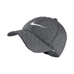 Женская бейсболка с застежкой для гольфа Nike Heritage 86 QuiltedЖенская бейсболка с застежкой для гольфа Nike Heritage 86 Quilted из ультралегкой эластичной ткани, тянущейся в двух направлениях, обеспечивает удобную посадку.<br>