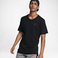 <ナイキ(NIKE)公式ストア>ナイキ スポーツウェア メンズ Tシャツ 856330-010 ブラック