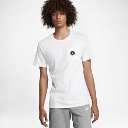 Мужская футболка Nike Sportswear Huarache 91 PocketМужская футболка Nike Sportswear Huarache 91 Pocket из мягкого хлопка с фирменным дизайном, вдохновленным культовой моделью обуви, обеспечивает длительный комфорт.<br>
